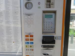 U-Bahn Vending