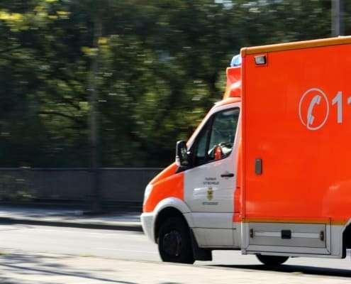Emergency Services in Stuttgart