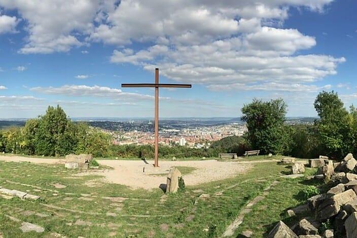 Stuttgart Birkenkopf Monte Scherbelino