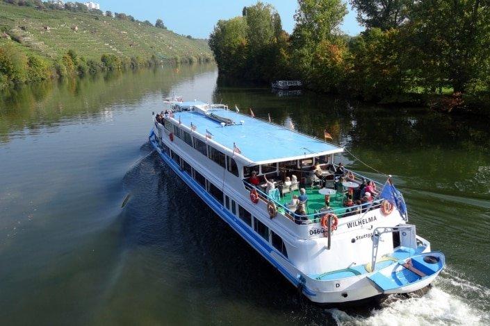 Stuttgart Neckar River