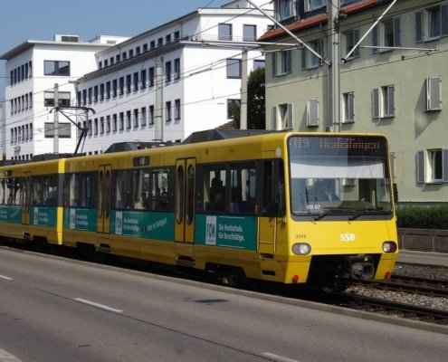 Stuttgart Public Transportation