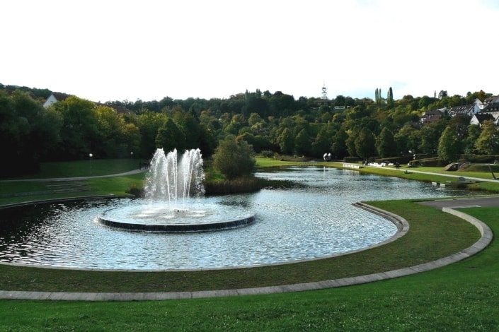 Stuttgart Rosensteinpark