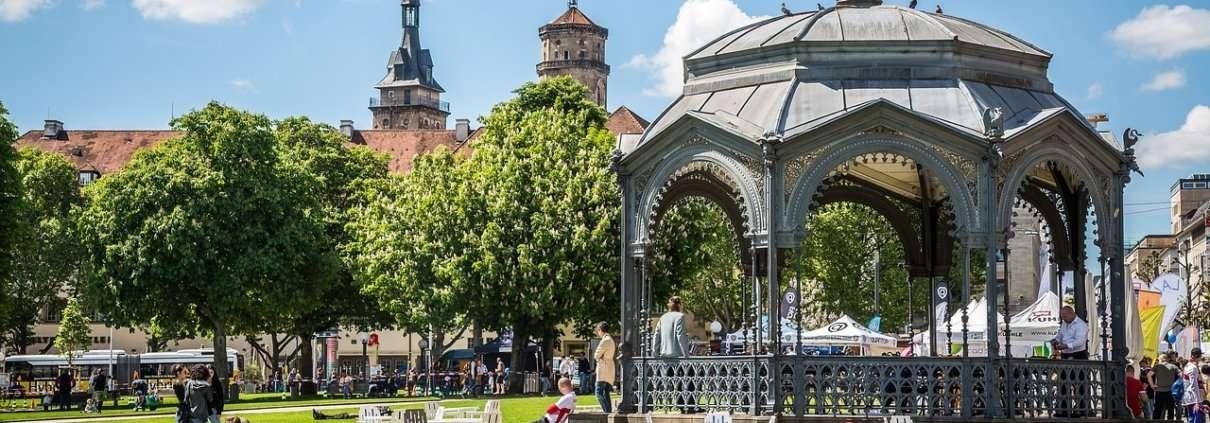 Stuttgart Sights & Recreation