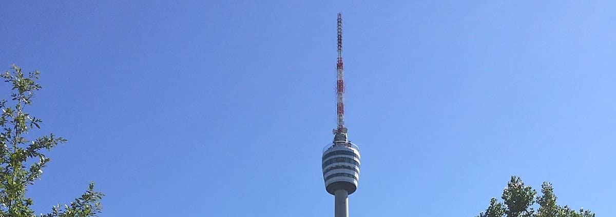 Stuttgart TV Tower