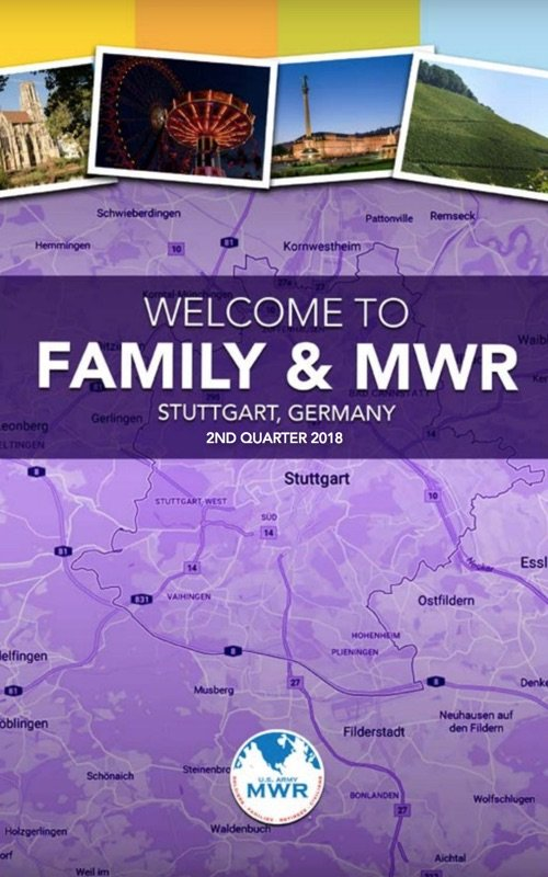 Welcome Booklet - Stuttgart Family & MWR