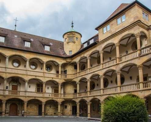Stuttgart Old Palace