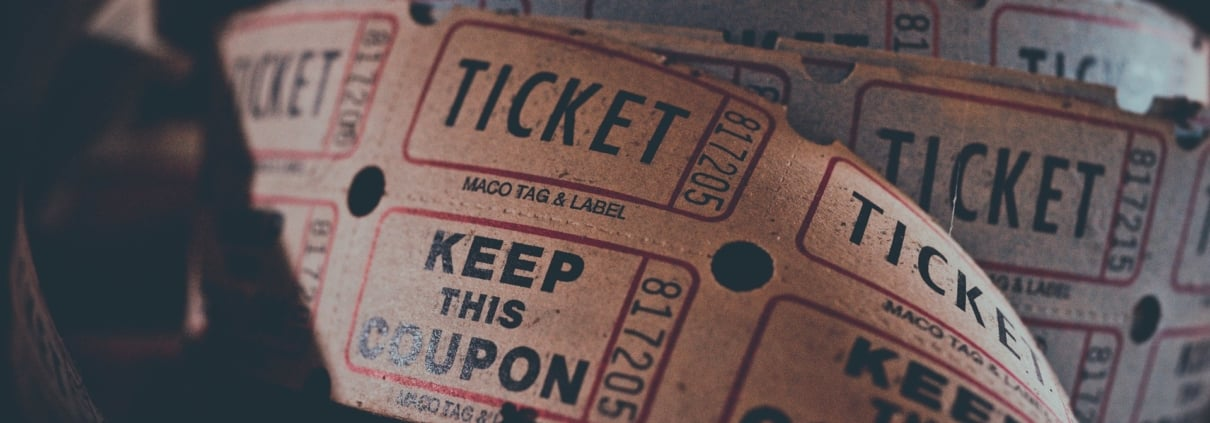 movie tickets in english