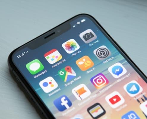 Stuttgart apps cell phone