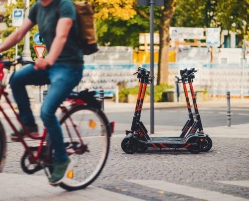 mobilty getting around Stuttgart