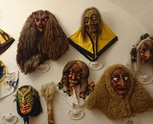 Fasnet Fasching Karneval masks