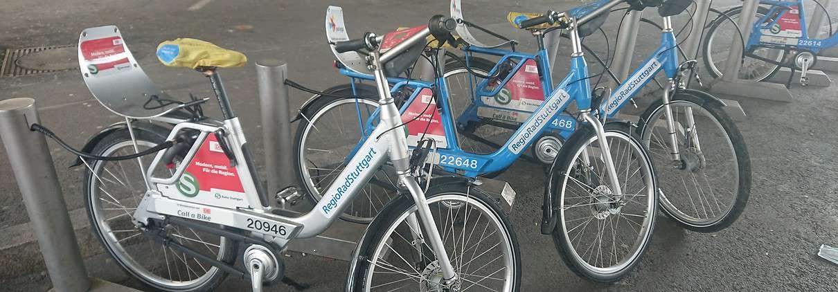 rental bikes regio rad